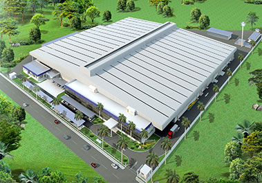 Sahakij Packaging New Factory